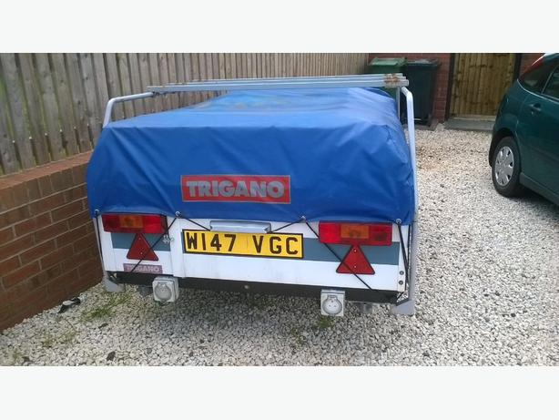 trigano trailer tent 8+ berth