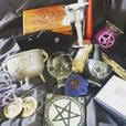 wiccan / pagan / new age