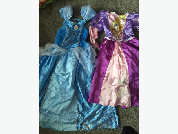 disney princess outfit