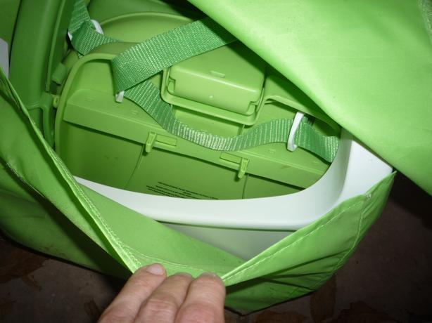 mothercare foldable booster seat