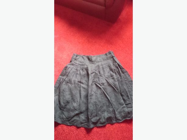 size 10 skirt black