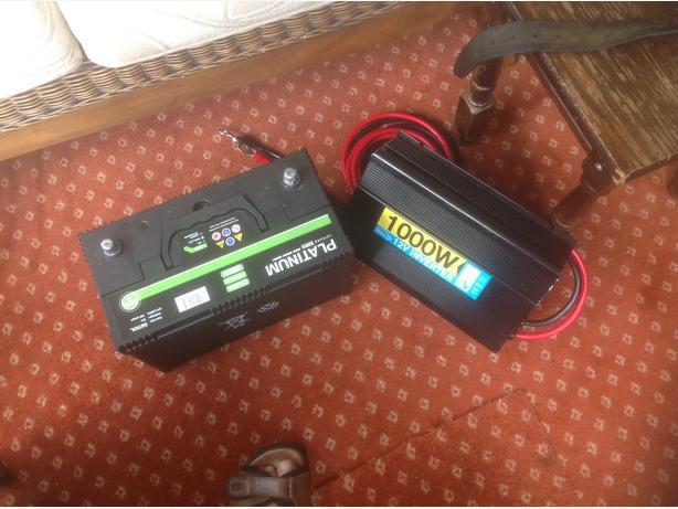 Inverter/Battery