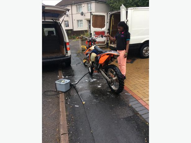 ***BARGAIN KTM 250 XC 2011***wheelie machine