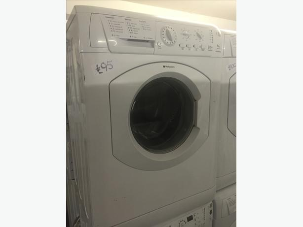 HOTPOINT AQUARIUS -6KG LOAD - WASHING MACHINE With GUARANTEE