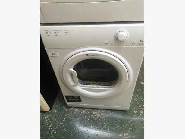 🎉🎉starbuy hotpoint dryer 6kg free delivery