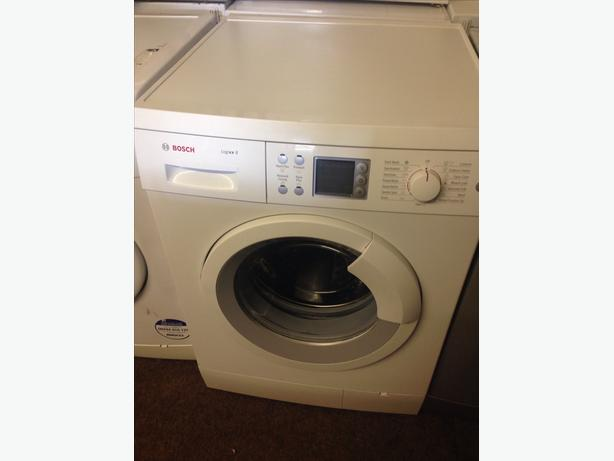 BOSCH WASHING MACHINE 8KG