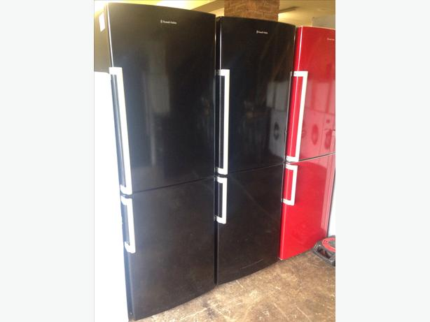 RUSSELL HOBBS FRIDGE / FREEZER BLACK