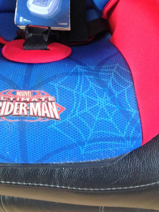 spiderman car seat brierley hill sandwell. Black Bedroom Furniture Sets. Home Design Ideas