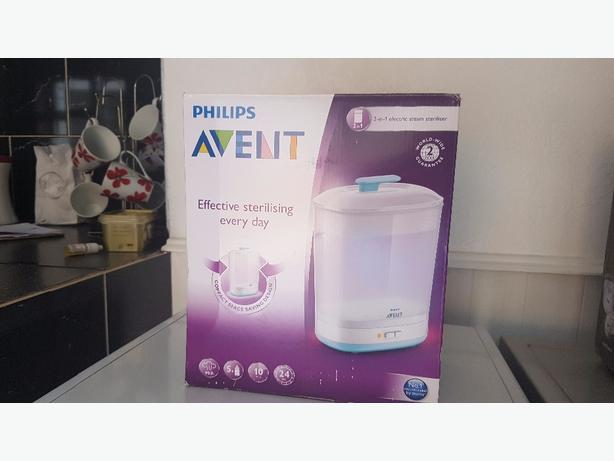 philips avent effective sterlising
