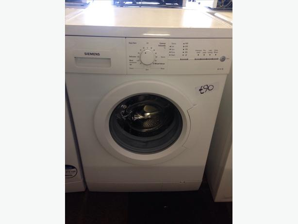 SIEMENS WASHING MACHINE 6KG