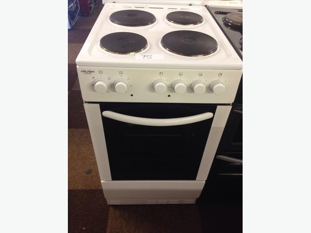 BUSH ELECTRIC COOKER 50CM