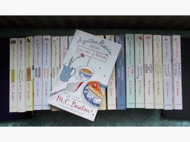 Agatha Raisin books
