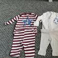 Boys bundle of clothes. Newborn and 0-3.
