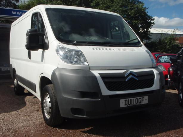 Citroen Relay 2.2 HDi 30 L1H1 Enterprise Special Edition Panel Van 4dr
