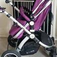 isafe 3in1 pram