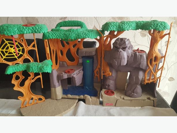 imaginex jungle playset