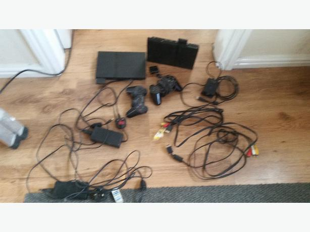 i have 2 play station 2 for sale 60 pound ONO