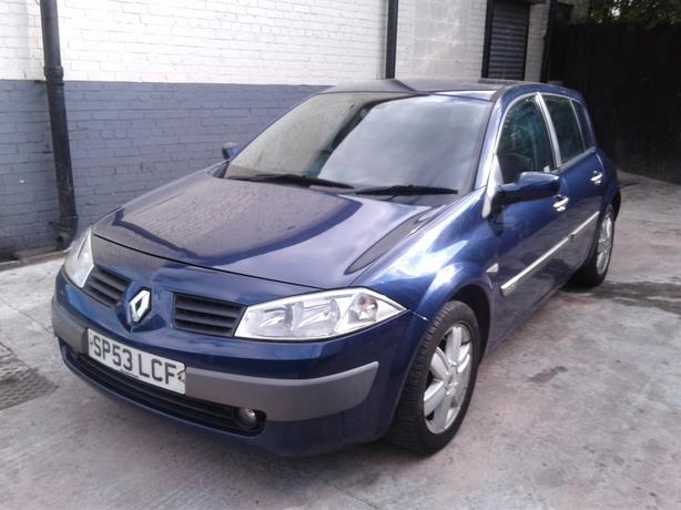 Renault Megane 1.4 (12 Months MOT)