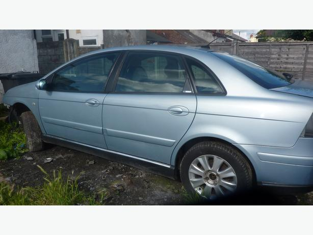 citroen c5 2006 diesel auto for breaking onley