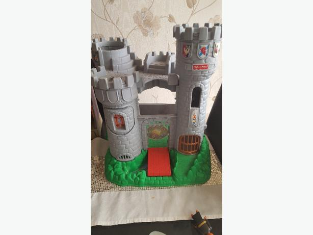 imaginex Knight castle