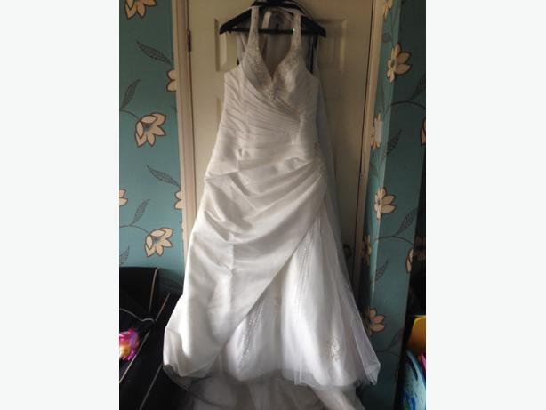romantica of devon wedding dress