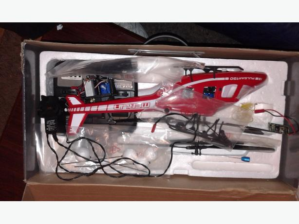 pulsar helicopter