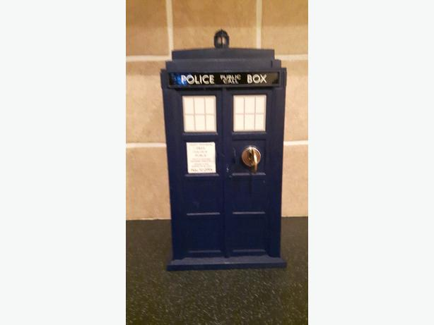 Dr who tardis safe