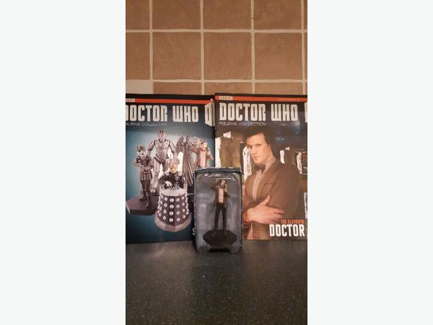 issue 1 Dr who figurine collection