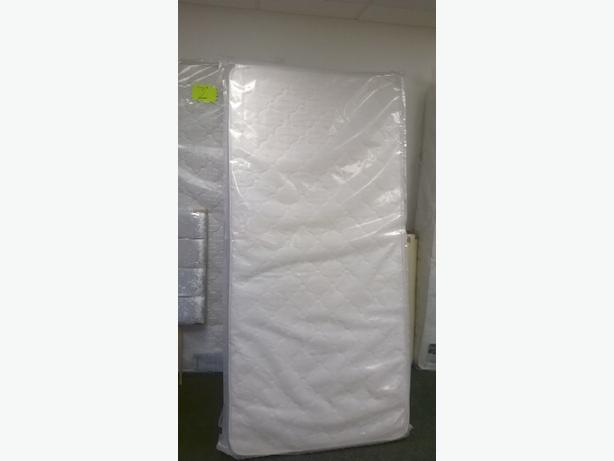 single quality quilted mattress