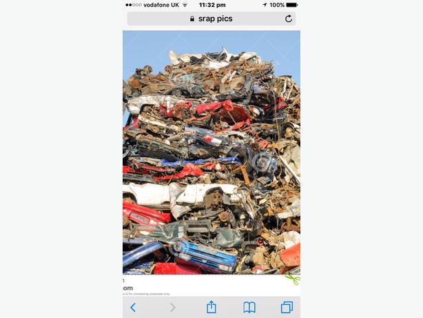 WANTED: cars van bike alloys