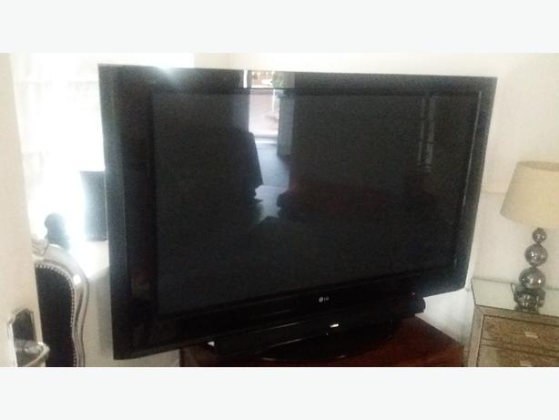 60 inch LG plasma tv