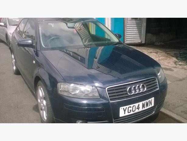 FSI 1.6 FSI  /AUDI 1.6 AUDI A3 NEW FACE LIFT LOW MILES
