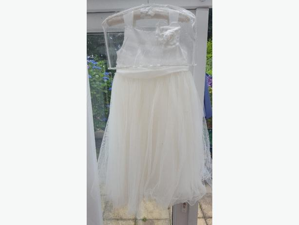 childrens bridesmaid dress age 7
