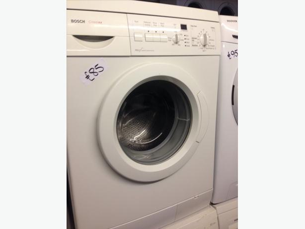 BOSCH 6KG WASHING MACHINE