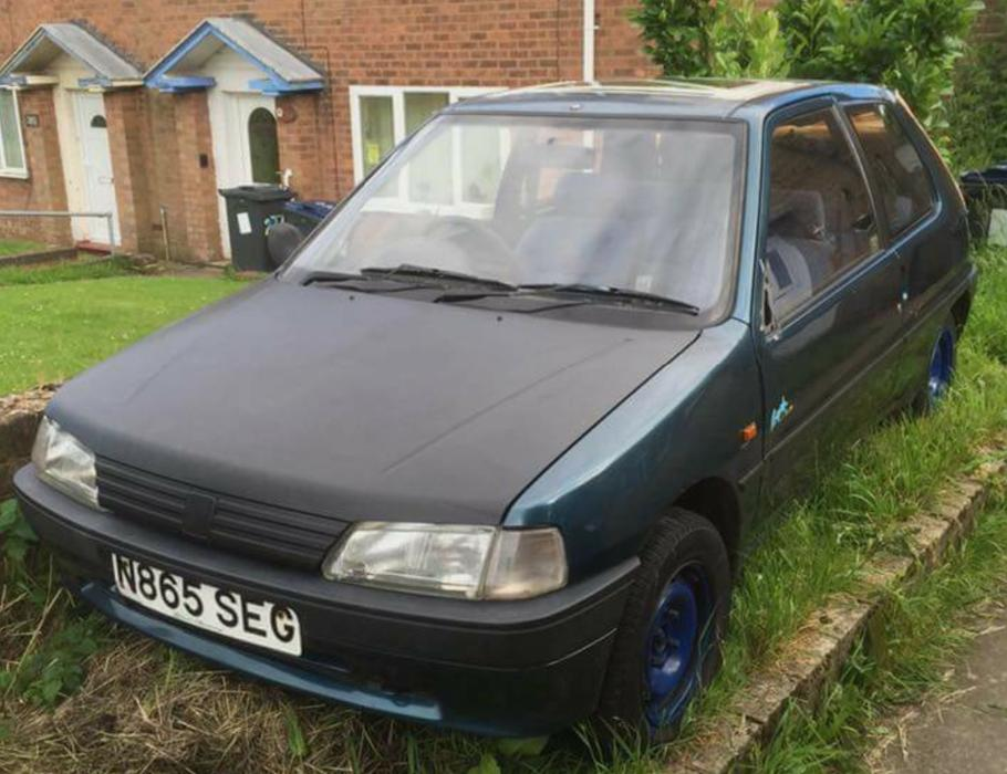 peugeot 106 running project other sandwell. Black Bedroom Furniture Sets. Home Design Ideas