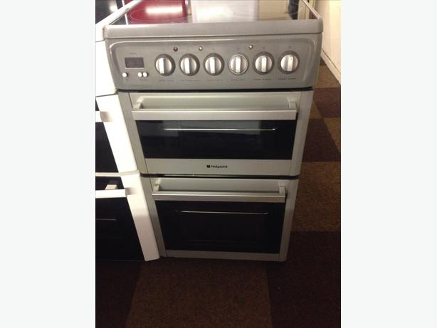 HOTPOINT 50CM ELECTRIC COOKER