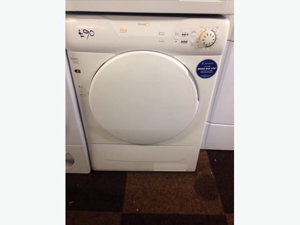 CANDY 8KG CONDENSER DRYER