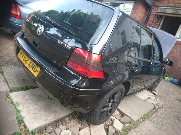 Golf gt tdi 220 brake remapped, chip box