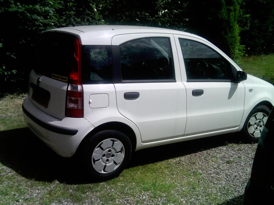 Sale Fiat Panda 1 1 Active Eco 5 Door Aldridge Dudley