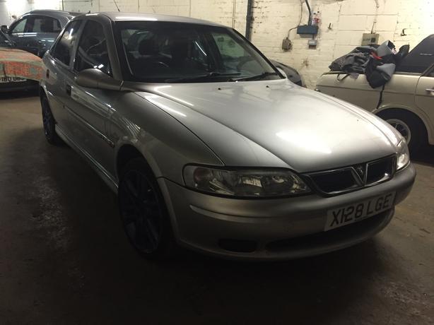 2000/X Vauxhall Vectra 1.8 ls 5 door hachback