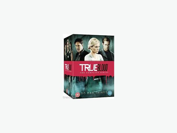 True Blood DVD Boxset seasons 1-7