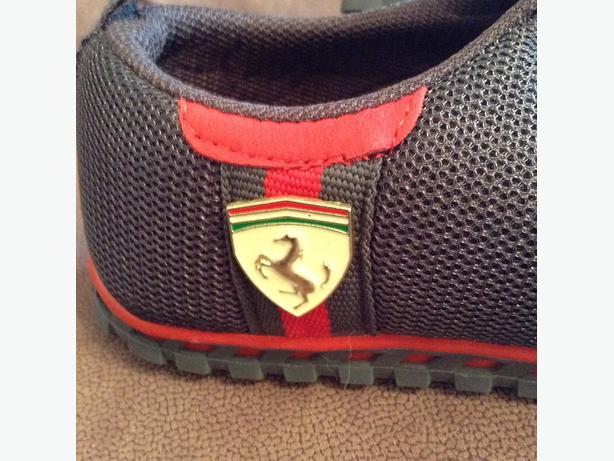 Ferrari trainers