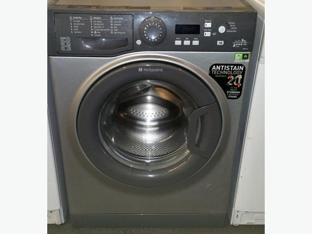 hotpoint 9kg 1400 spin washing machine warranty. Black Bedroom Furniture Sets. Home Design Ideas