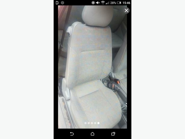 corsa c seats front and back