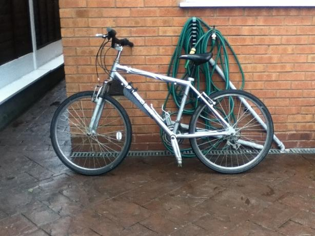 railey 26 inch bike