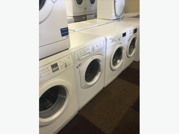 BEST DEALS ON WASHING MACHINES STARTING £75 ALL WITH GUARANTEE