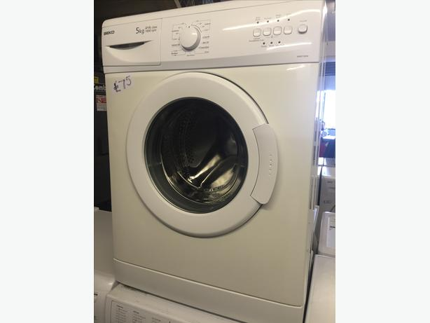 BEKO WASHING MACHINE GREAT CONDITION WITH GUARANTEE