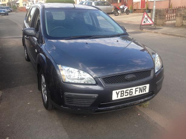 ford focus 1.6 tdci estate (may px)
