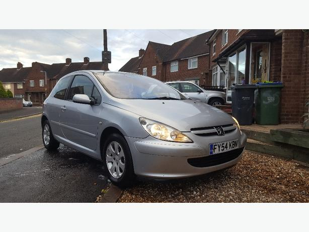 PEUGEOT 307 S 1.4 VERY CLEAN MINT CAR BARGAIN £450