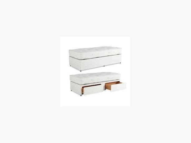 platinum single jumbo mattress complete bed